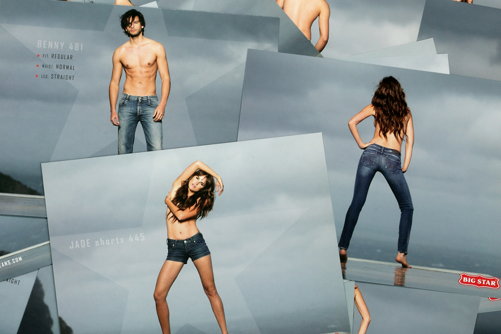 Fotoshoot Big Star Jeans Ibiza